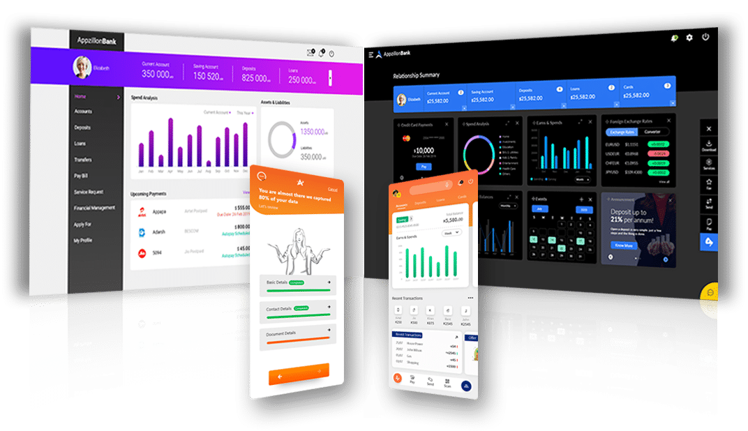 Appzillon Digital Banking Solutions